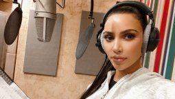 Kim Kardashian incursiona en el cine infantil