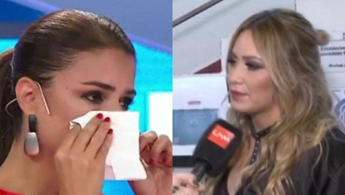 Qué pesada: Karina La Princesita le respondió a Marina Calabró