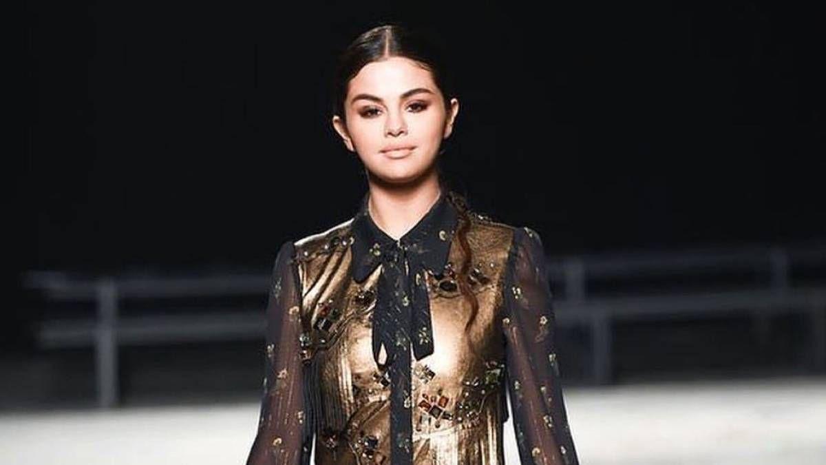 Selena Gomez se sincera: Estaba enfrentando muchos problemas de salud mental