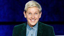 La presentadora Ellen DeGeneres está transitando una crisis que podría terminar con su carrera