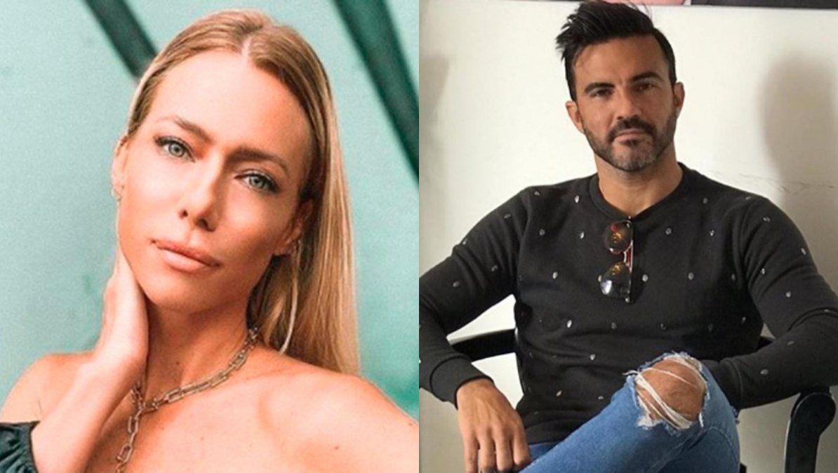 Nicole Neumann y Fabián Cubero hicieron un acuerdo de paz