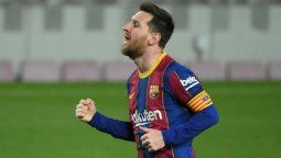 ¡On fire! Lionel Messi se desató ante el Huesca