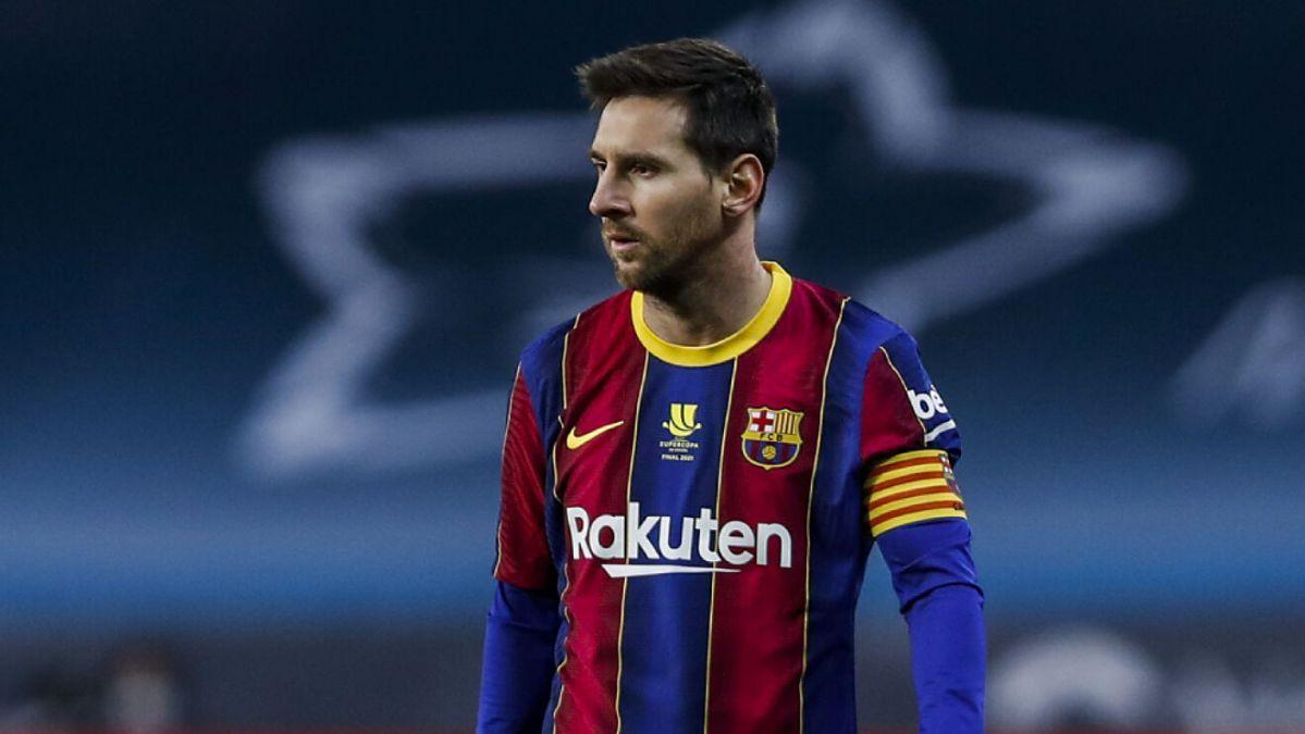 El Barcelona le está ofreciendo a Lionel Messi renovar hasta 2023