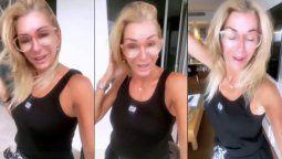 Yanina Latorre regresó a la Argentina y está en cuarentena