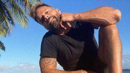 ¡Nuevo look! Ricky Martin sorprendió a sus fans