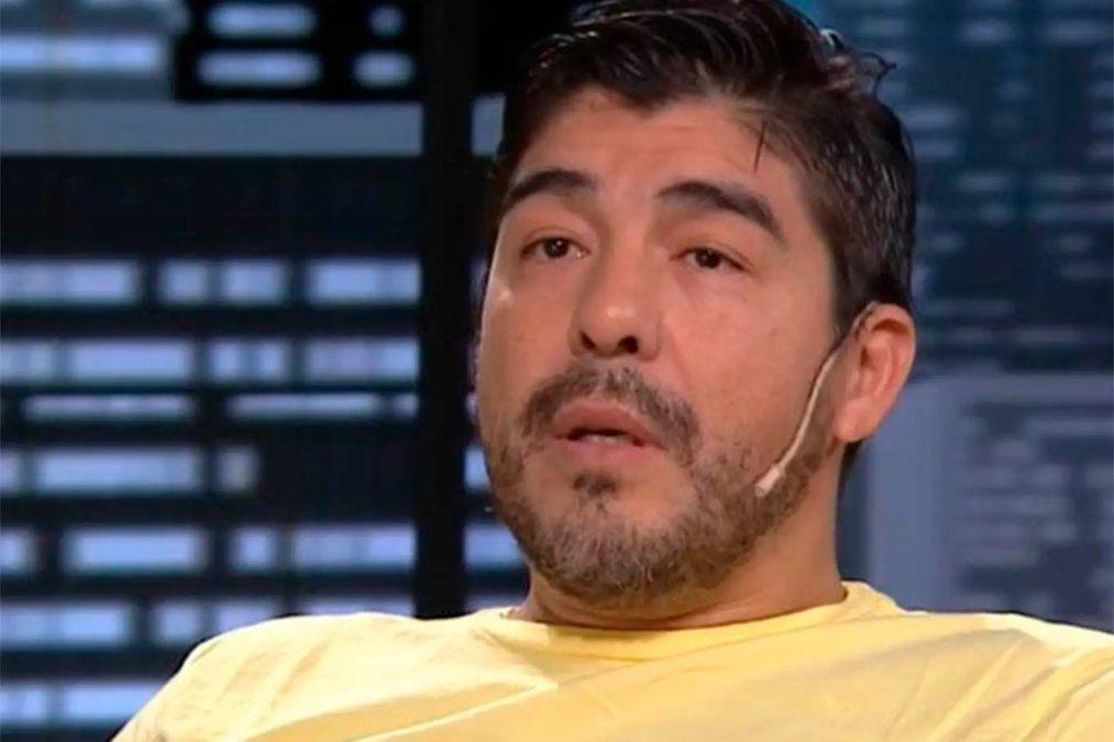 Chino Maradona: Mi corazón siente que mi tío bajó los brazos