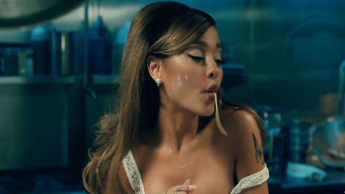 ¡Agradecida! Ariana Grande no puede creer el éxito de Positions