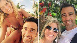Un amor tan fuerte no se apaga..¿Aún hay onda entre Laurita Fernández y Fede Hoppe?