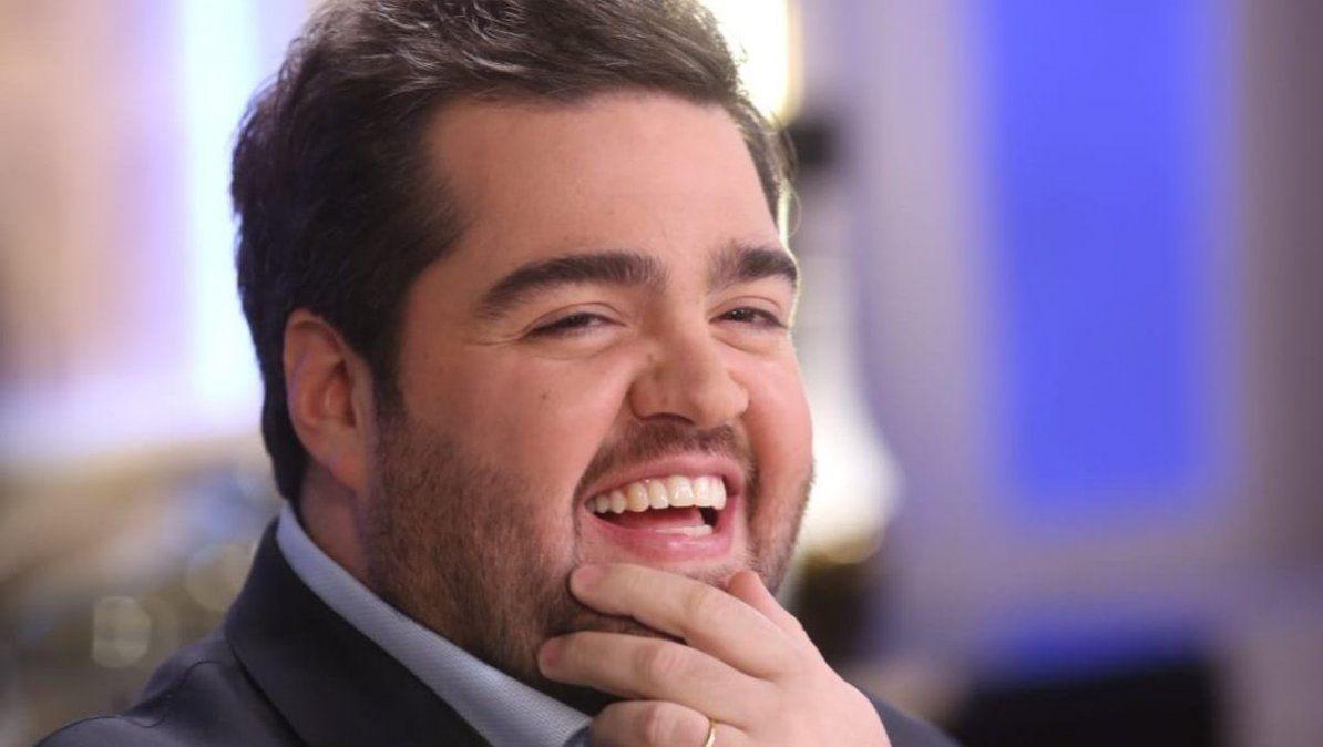 Darío Barassi comió focaccia al aire de 100 Argentinos Dicen