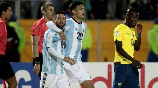 ¡Lo aclaman! Lionel Messi es deseado por Leandro Paredes