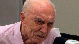 Cacho Fontana tuvo que ser internado de urgencia por un cuadro de neumonía