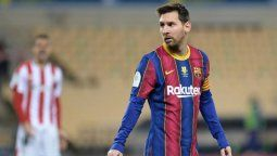 Caso Lionel Messi: ¿Quién difundió su contrato?