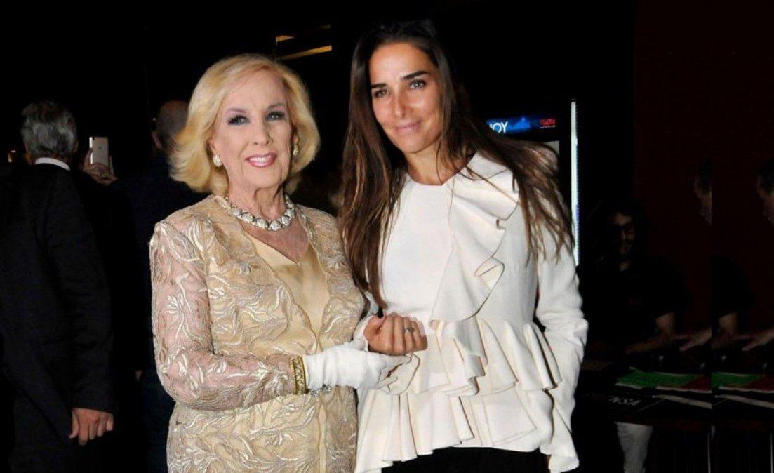 Juana Viale reemplazará a Mirtha Legrand: Es para cuidar a mi abuela