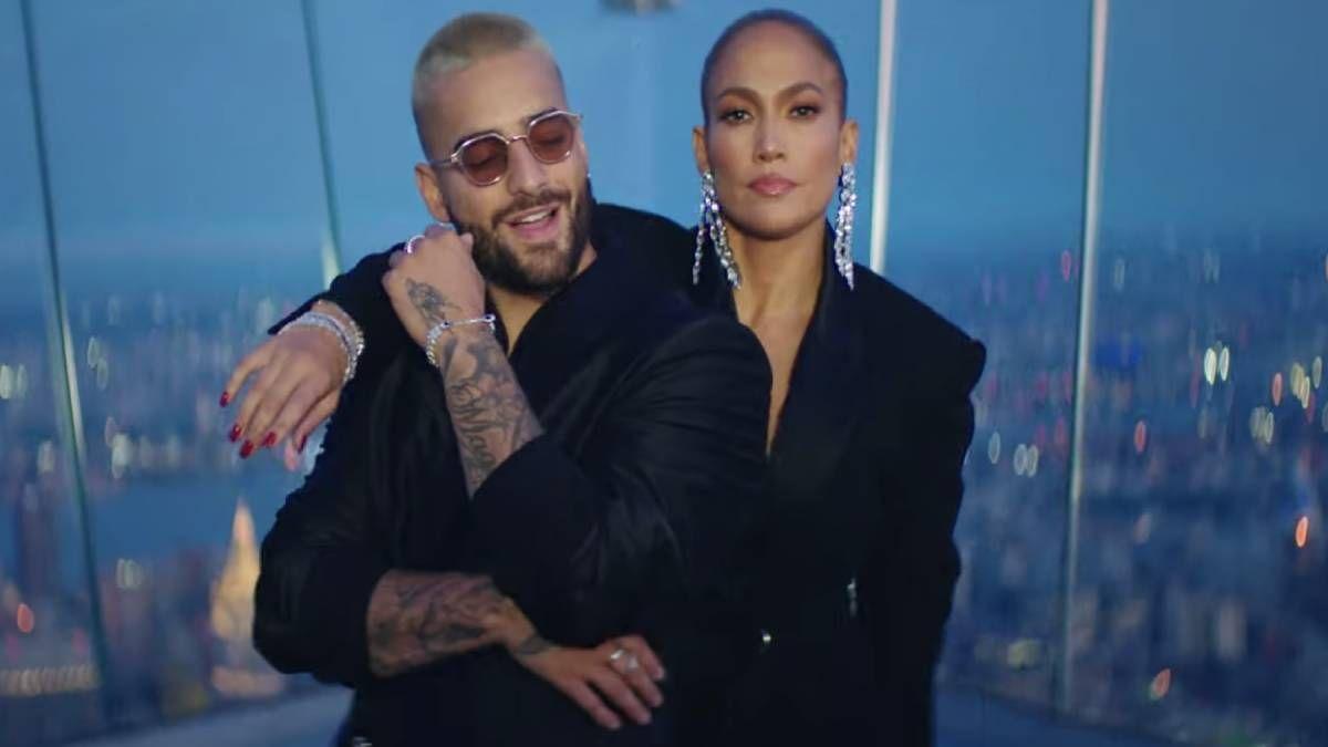 ¡Se atrasa! Jennifer Lopez y Maluma no podrán estrenar su película en febrero