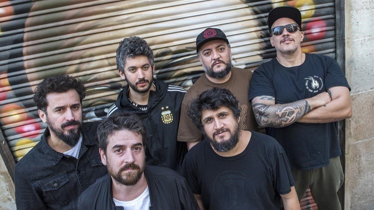 La banda Los Espíritus regresa a los escenarios el próximo sábado