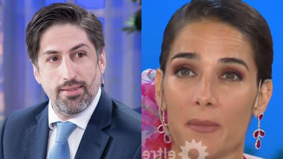 ¿Cambiarías todos tus dólares?: la filosa pregunta de Juana Viale a Nicolás Trotta