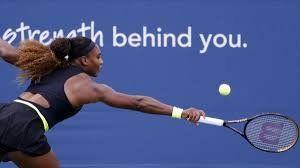 ¡Con autocrítica! Serena Williams: En algún momento voy a tener que mejorar