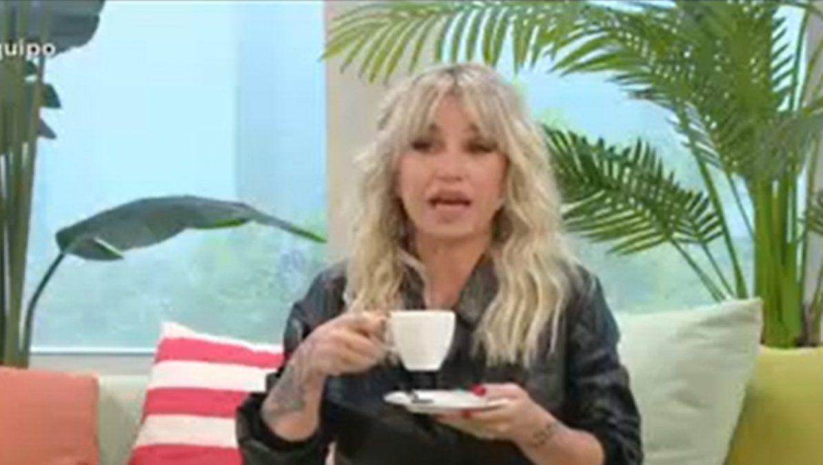 Flor Peña acusó a su producción de hacer el peor café de la historia