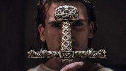 Así luce Jaime Lorente como Rodrigo Díaz de Vivar en el primer tráiler de El Cid