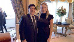 Rocío Oliva contó por qué no se casó con Maradona