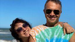 La esposa de Sergio Lapegüe le dedicó un mensaje de amor