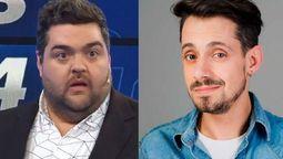 El comediante Darío Barassi y el mago Radagast son amigos desde hace varios años