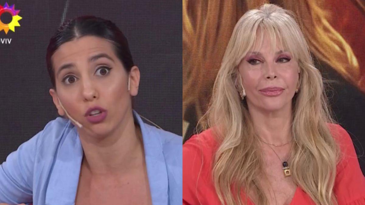 La pelea de Graciela Alfano y Cinthia Fernández llegará a la Justicia
