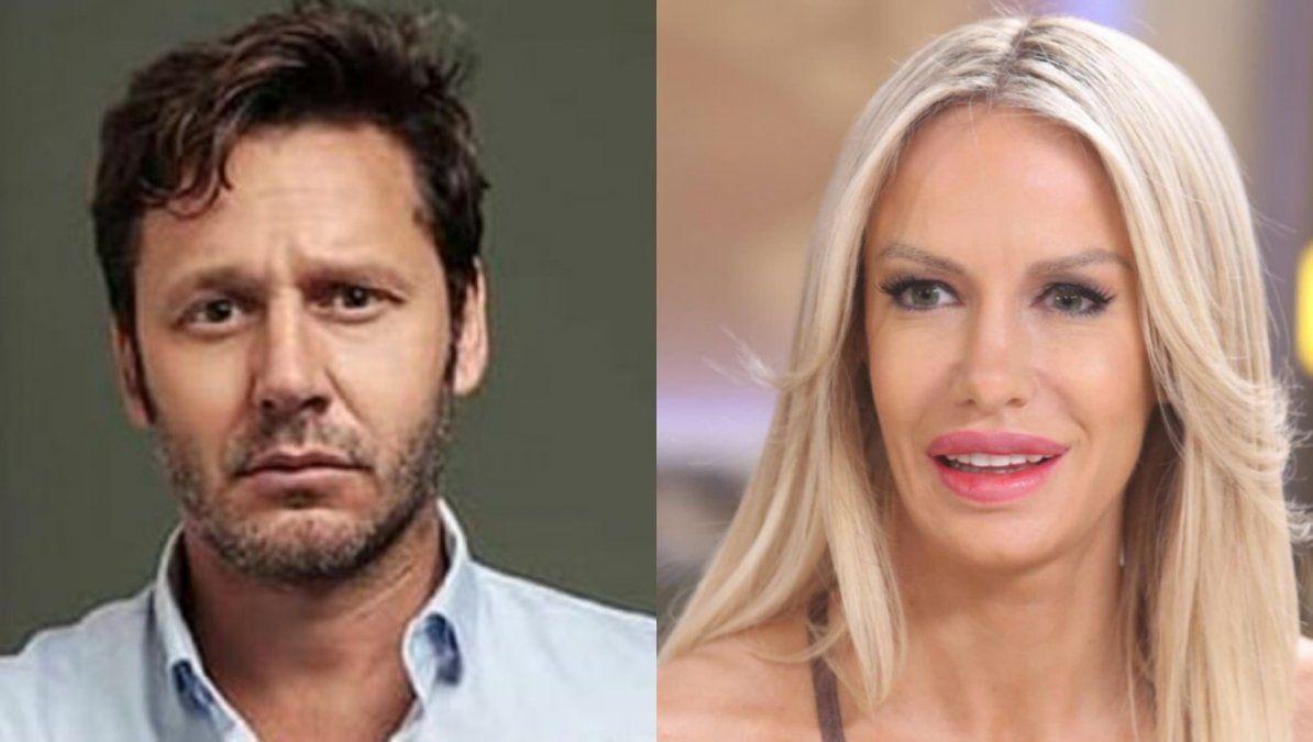 Benjamín Vicuña habló del rumor de un presunto affaire con Luciana Salazar