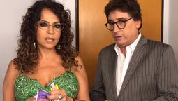 Oscar Mediavilla habló de la multa de Patricia Sosa