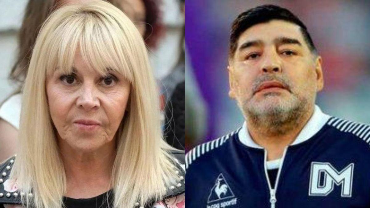 Diego Maradona autorizó que en su serie se hable de la infidelidad de Claudia Villafañe y de otras 13 polémicas