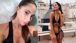 Qué ganas de calor: Magui Bravi enloqueció a sus seguidores de Instagram