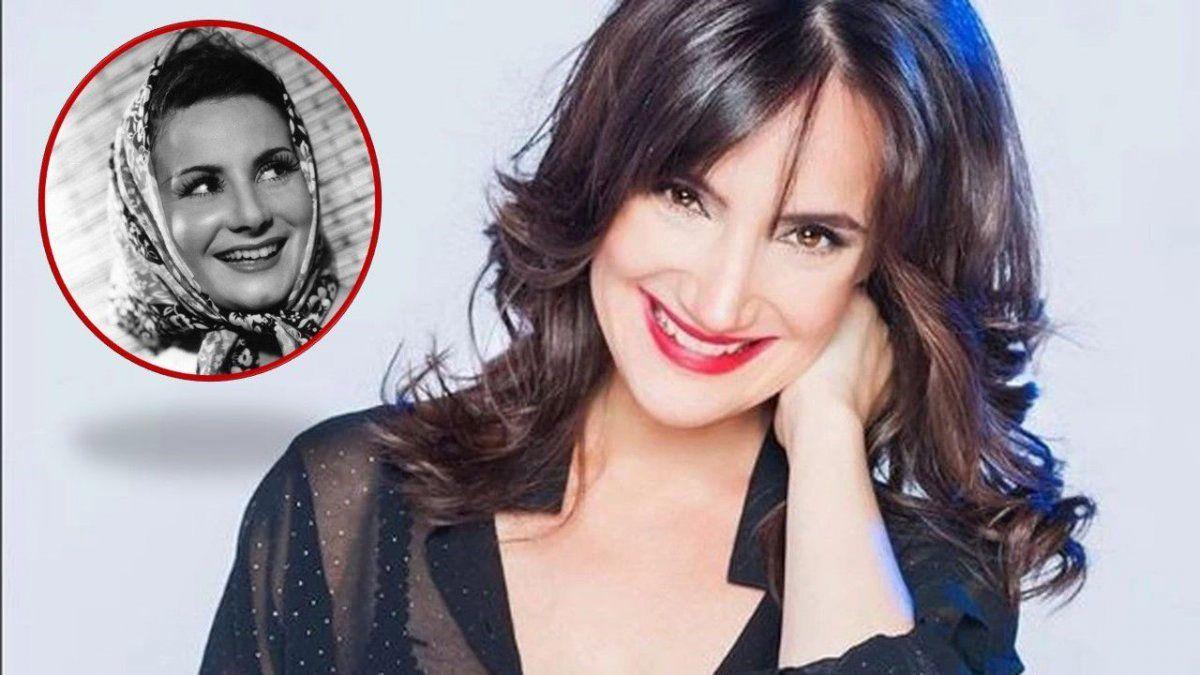 Jorgelina Aruzzi será Niní Marshall, la gran actriz cómica argentina
