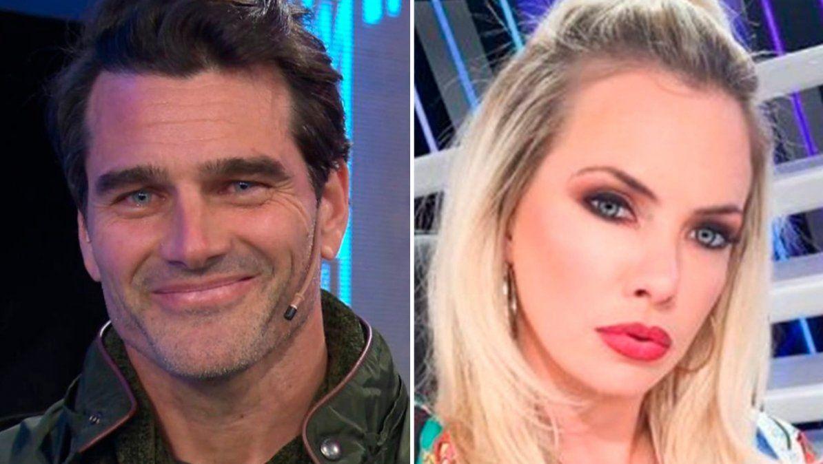 Hernán Drago y Alejandra Maglietti en el mismo hotel ¿juntos?