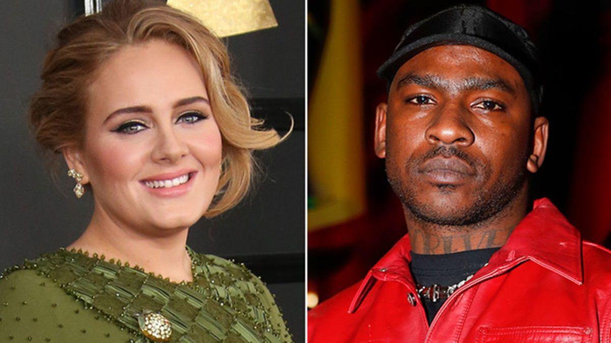 ¿Será? El rapero al que vinculan sentimentalmente con Adele