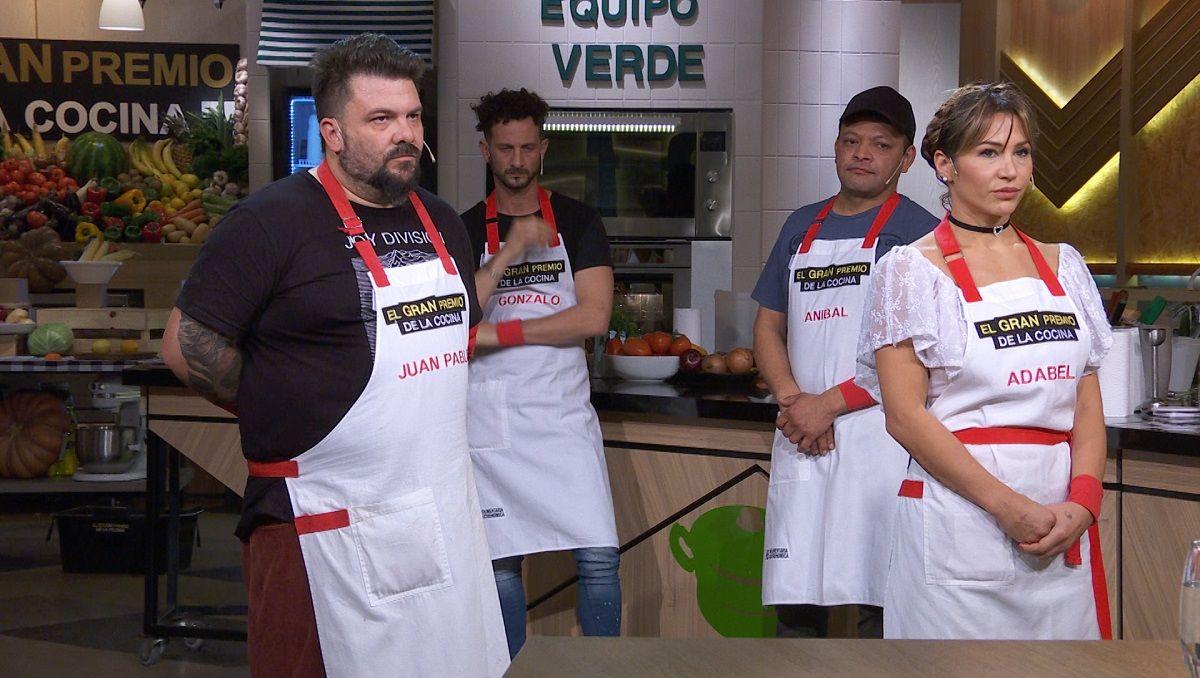 El Gran Premio de la Cocina: nuevo viernes de eliminación