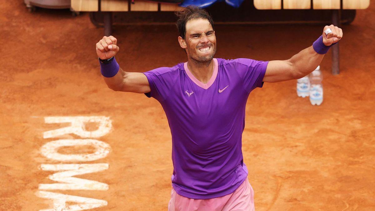 ¡A la final! Rafa Nadal va por el título en Roma