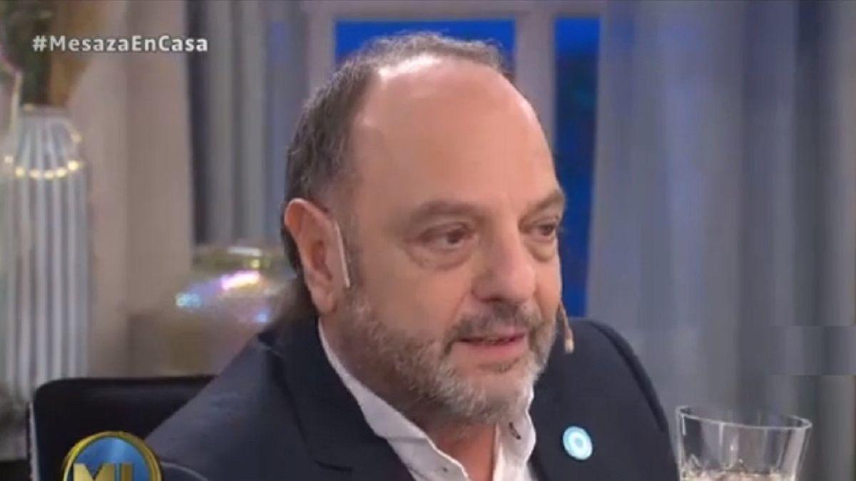 Baby Etchecopar habló del cáncer de su hijo Leandro