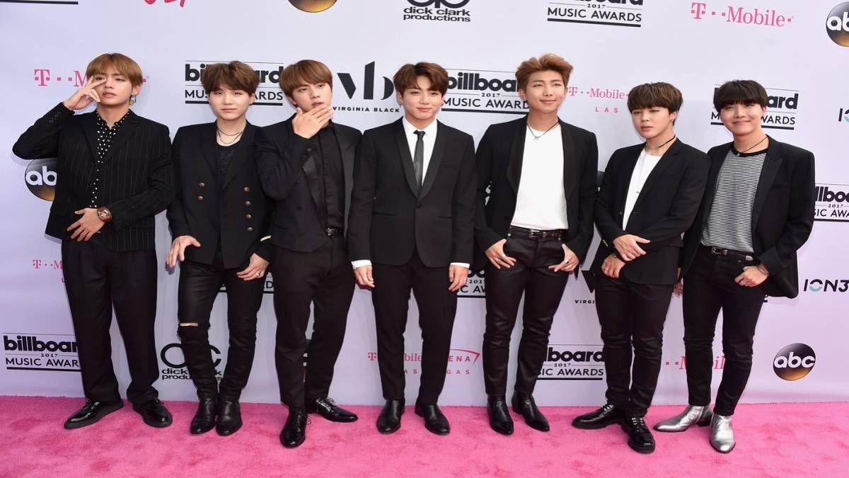 ¡Sin competencia! BTS arrasó en nominaciones a los Billboard