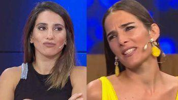 Cinthia Fernández lanzó un filoso tweet contra Juana Viale y después lo borró
