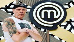 Hernán El Loco Montenegro hizo una emotiva reflexión en Masterchef Celebrity