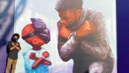 ¡Eterno! Chadwick Boseman fue inmortalizado en las paredes de Disneyland
