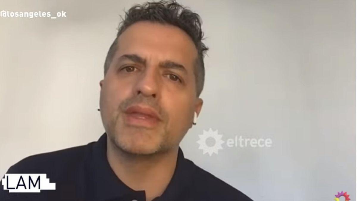 Ángel de Brito reveló por qué se vacunó en Miami