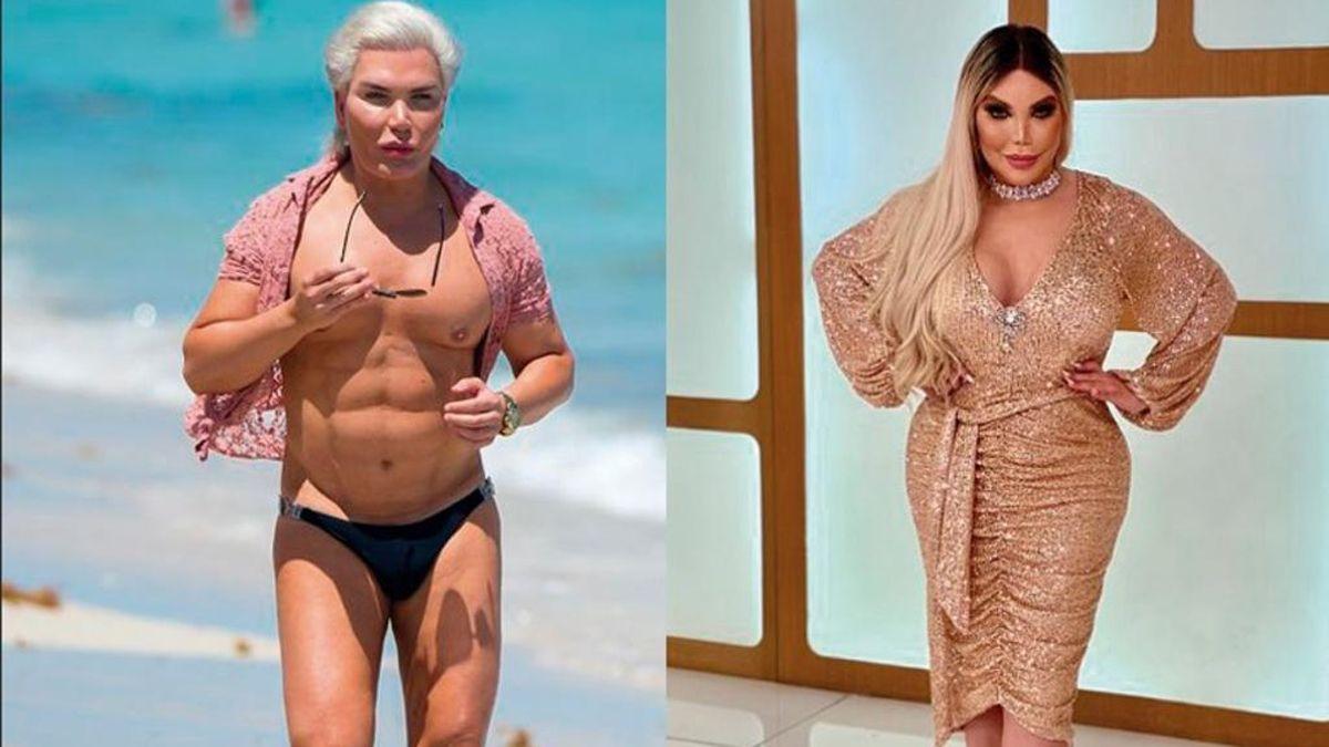El Ken Humano ahora quiere tener las caderas de Jennifer López y Kim Kardashian