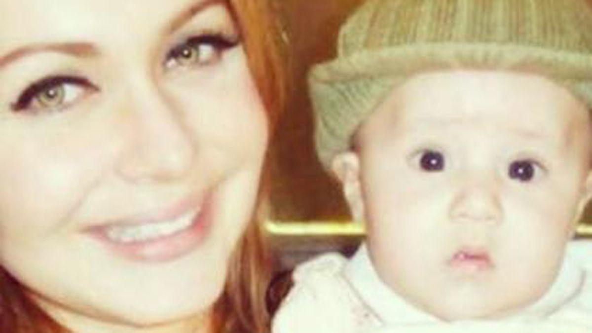 Gaby Spanic muestra cuánto ha crecido su hijo Gabriel