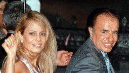 Entre los años 2001 y 2011, Cecilia Bolocco estuvo casada con el ex presidente de la Argentina, Carlos Menen