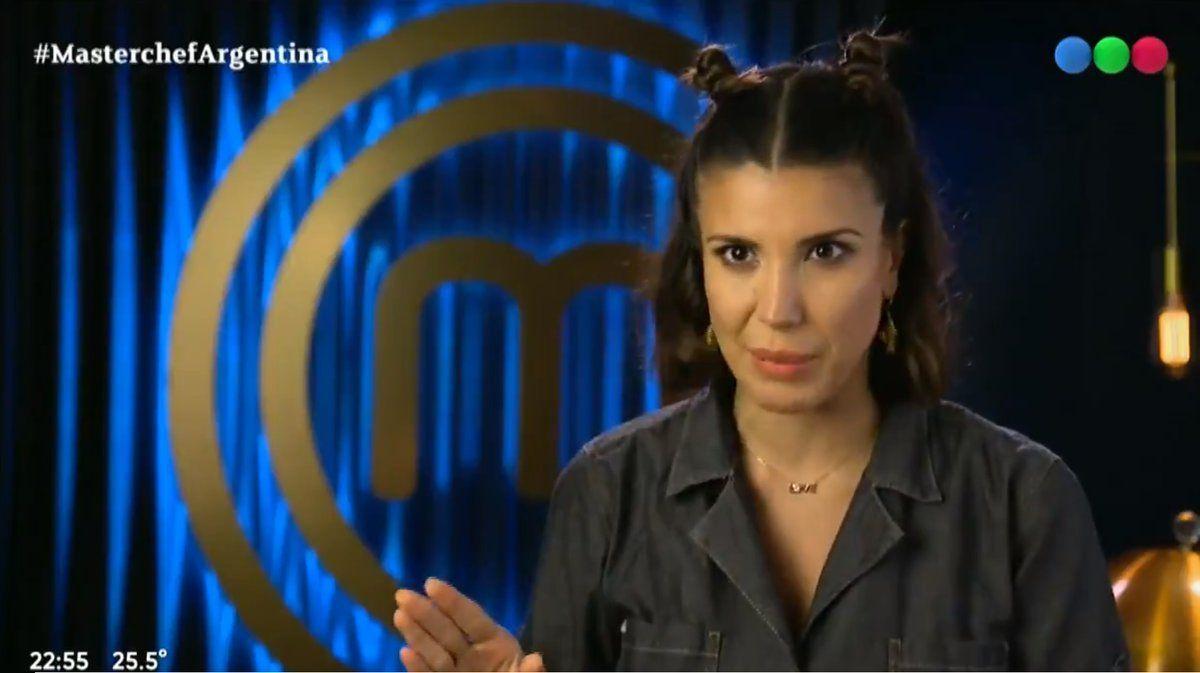 Andrea Rincón habló de su participación en MasterChef Celebrity 2
