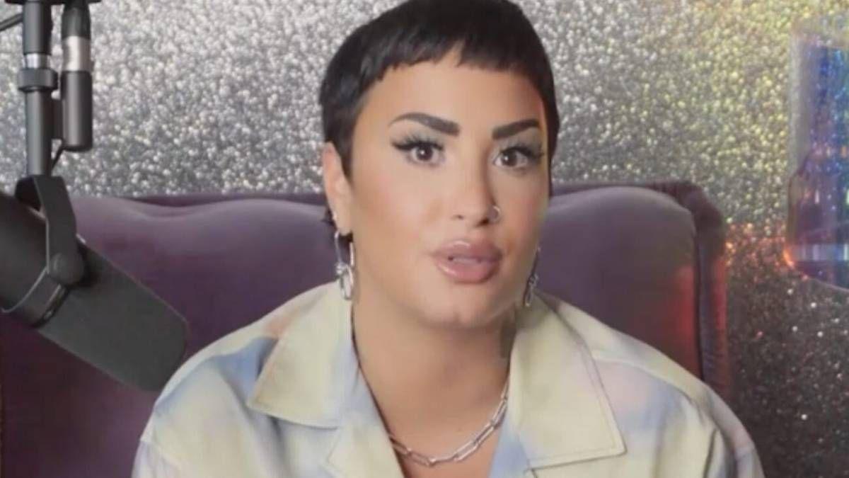 ¡Quiere enseñar! Demi Lovato habló del uso de los pronombres