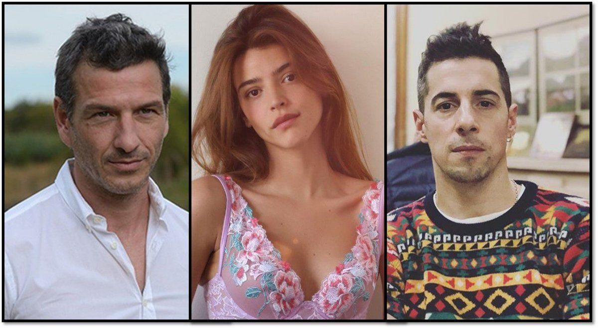 Avanza Campanas en la noche, la ficción que trae de vuelta a Calu Rivero a Telefe con Amador y Lamothe