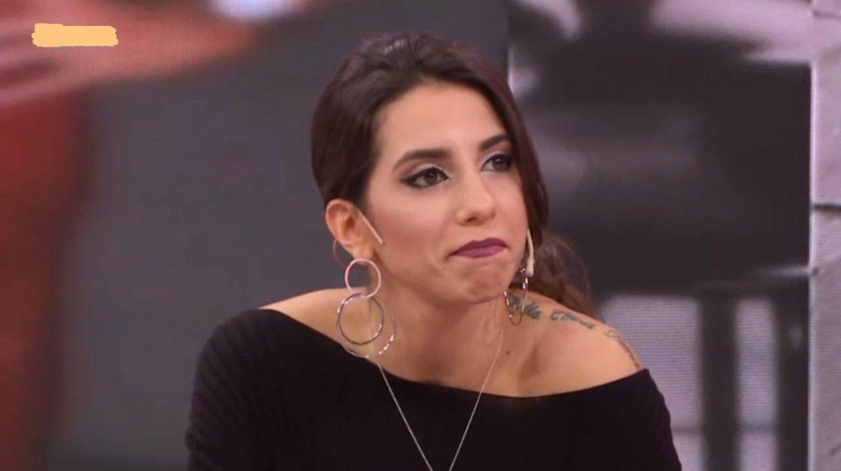 ¿Qué le pasó a Cinthia Fernández?: la bailarina rompió en llanto y abandonó la grabación de un programa