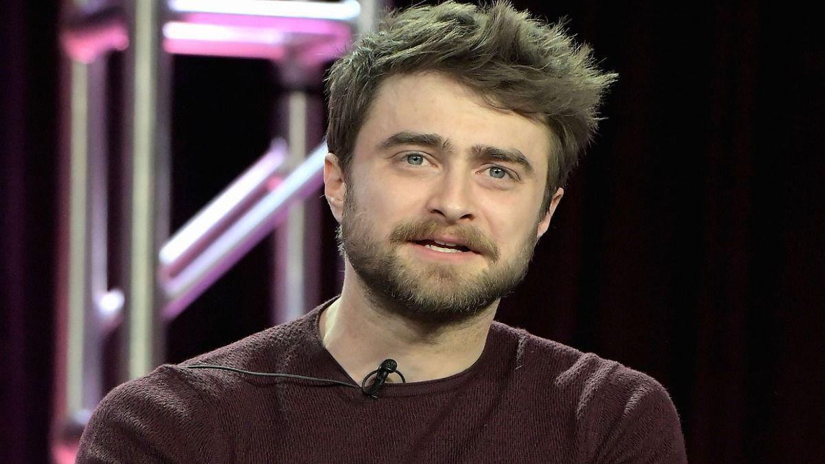 El actor Daniel Radcliffe personificó a Harry Potter por primera vez cuando tenía 10 años